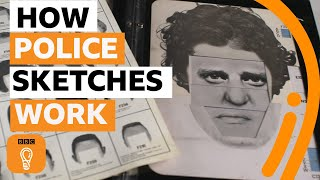 Do police sketches actually help catch criminals? | BBC Ideas