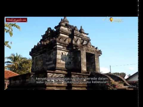 THE FAMOUS TEMPLES OF INDONESIA