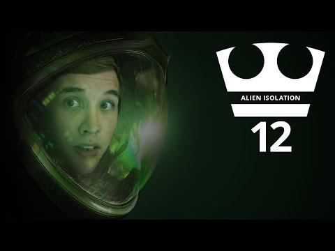 Jirka Hraje - Alien Isolation 12 - Plamenomet POWER!