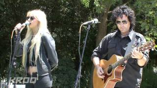 "The Pretty Reckless - ""Just Tonight"" (Live from KROQ)"