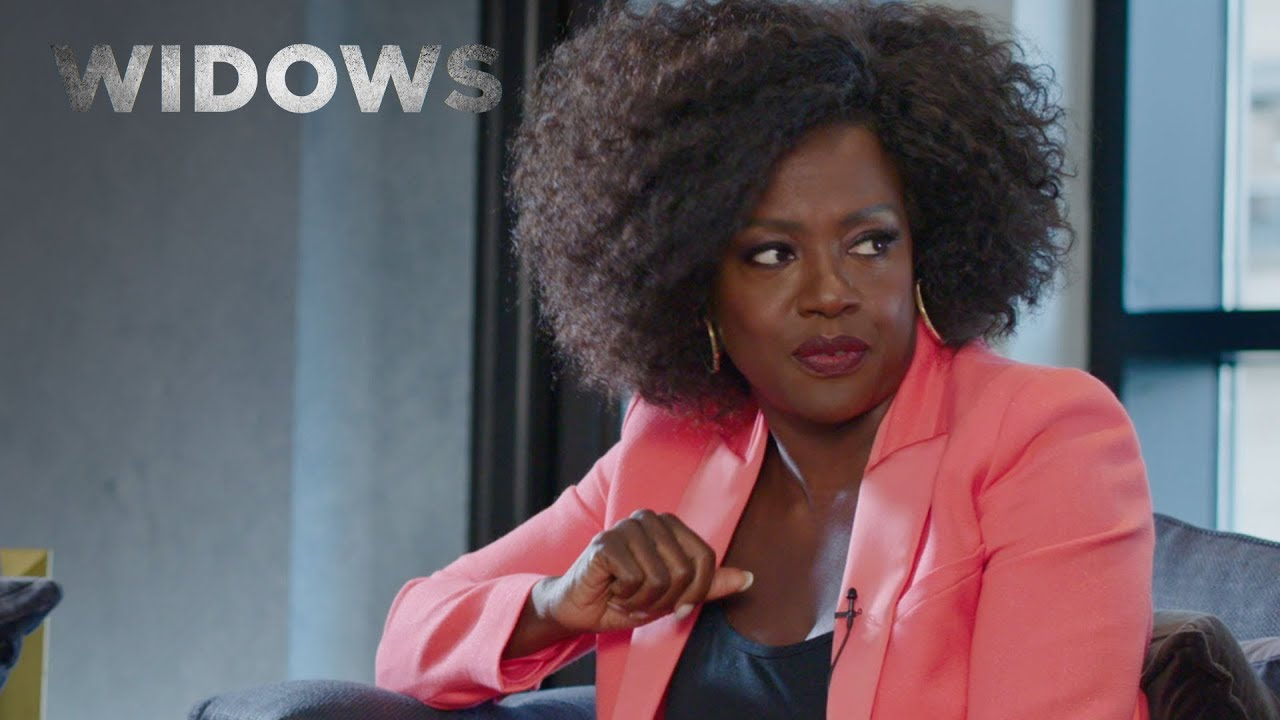 Widows | The Roundtable Series: Viola Davis | 20th Century FOX