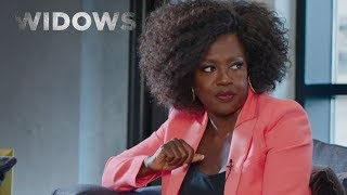 Widows | The Roundtable Series: Viola Davis | 20th Century FOX