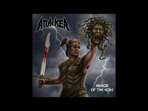 Attacker - Armor of the Gods [EP] (2018)