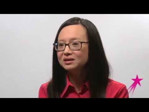 Physicist: Growing Up in Taiwan - Margaret Cheung Career Girls Role Model