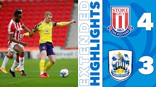 ⚽️ EXTENDED HIGHLIGHTS | Stoke City 4-3 Huddersfield Town