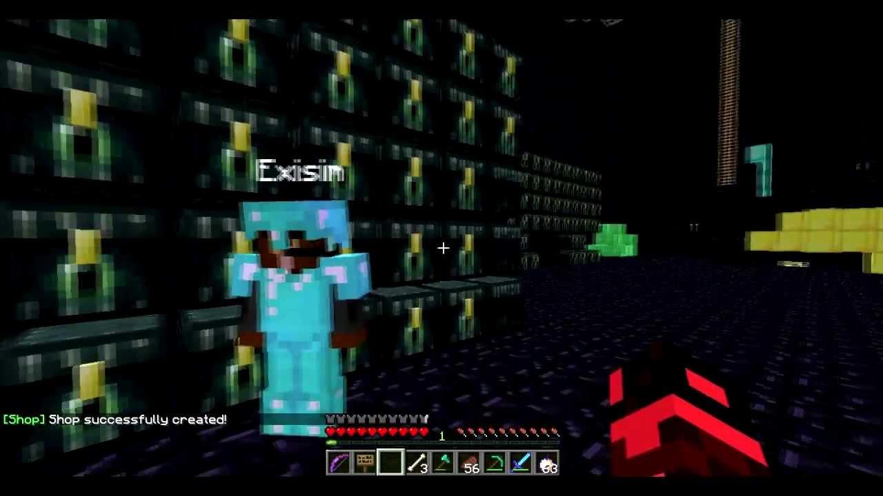 Minecraft: 1 5 2 MULTIPLAYER DUPLICATION GLITCH!! - (Bukkit)