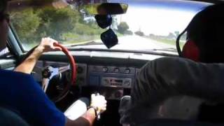 Cruising the 64 Valiant