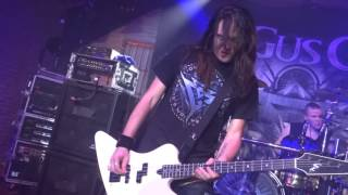 Gus G Crazy Train - Markneukirchen 10.10.2015