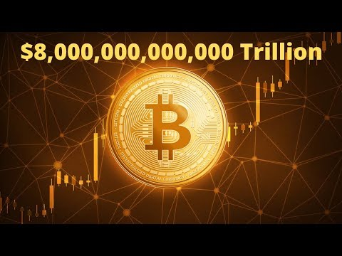 Bitcoin Economy Will Hit $8,000,000,000,000 in the Next Decade, Predicts Wealth Manager