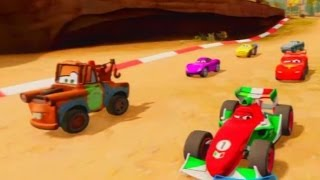 CARS Alive! Disney Infinity gameplay, Francesco gameplay