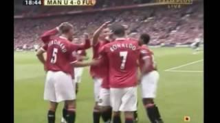 2006 07 cristiano ronaldo 27 goals manchester utd 12