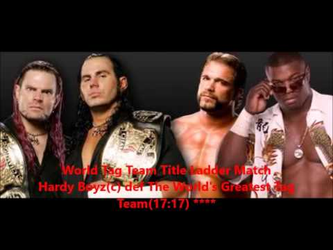 WWE One Night Stand 2007 Review