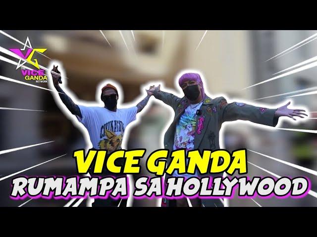 Vice Ganda Rumampa sa Hollywood