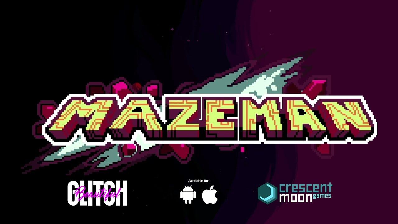 MAZEMAN - launch trailer!