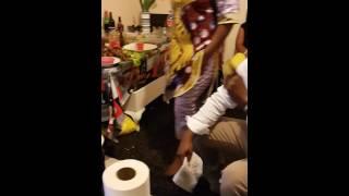 Karaoké à la centrafricaine anniversaire delormes kawa