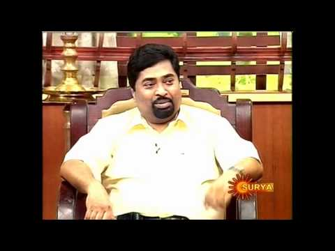 Interview with Sanal Edamaruku  in Malayalam by Surya TV in 2010 (Part-1)