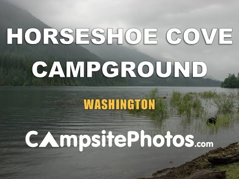 Horseshoe Cove Campground Mt Baker Snoqualmie National