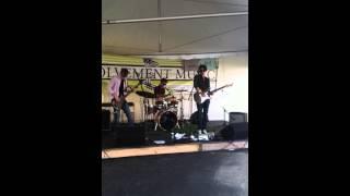 The Band Apollo - Guitar Solo (live at Newburyport Brewing Co.)