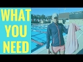 Swimming Gear: What you need and why!