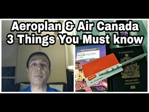 | Aeroplan & Air Canada Departure | 3 Things You Must Know Now |