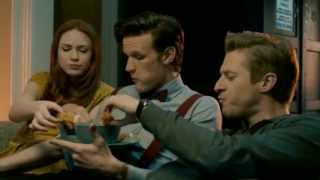 Doctor Who - Cooking With The Swedish Chef (fishfingers And Custard)