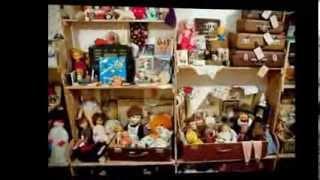 видео Новая жизнь старого чемодана