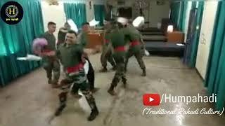 Chaita ki chaitwal || Indian Army || Dance || Garhwali Song, Hum pahadi