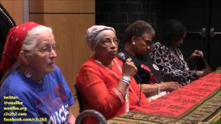 """""""StandINg On My Sisters Shoulders"""" Film & CommUNITy Discussion #TougalooCollege"""