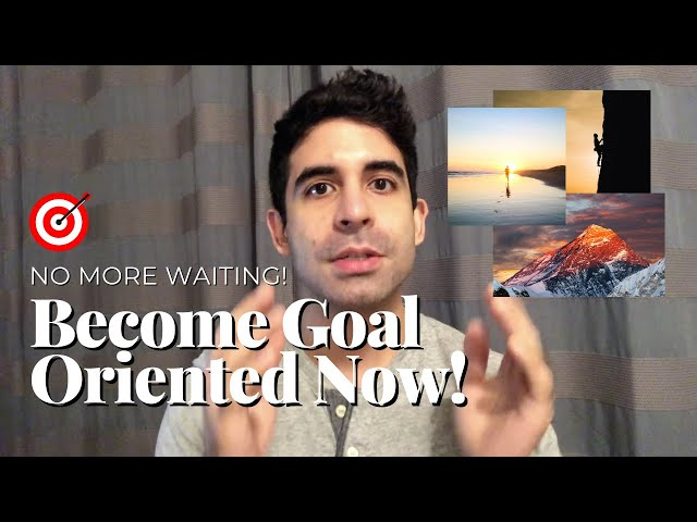 How to Come Up with Goals (5 MUST HEAR POINTS) | How to Set Goals