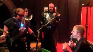 sirota undergoes a klingon ritual