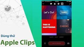 Tinhte.vn | Dùng thử ứng dụng chỉnh sửa video của Apple