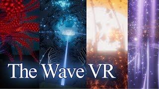 Live【The Wave VR】音楽特化のソーシャルVRを体験!