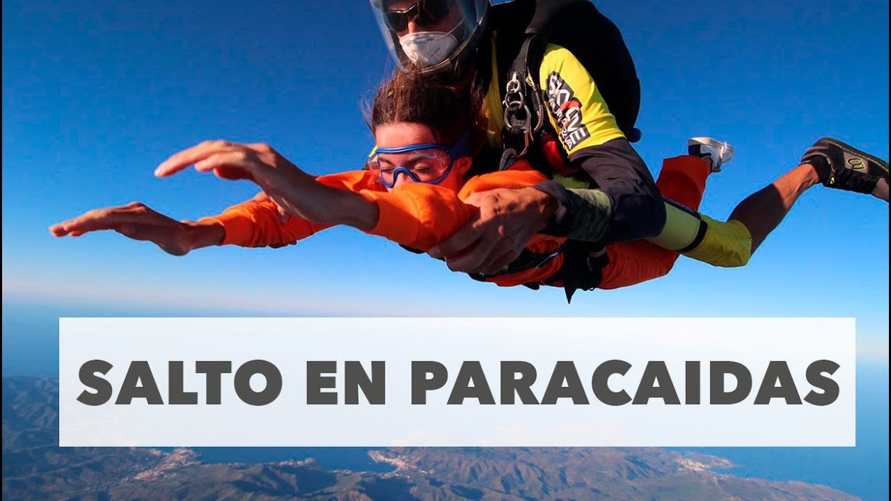 Mi Experiencia Saltando En Paracaídas