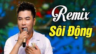 Lk Nỗi Buồn Hoa Phượng REMIX - Châu Tuấn   Nhạc Vàng Remix SÔI ĐỘNG NHẤT 2019