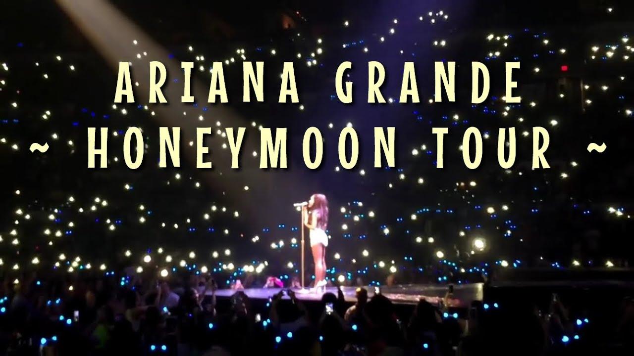 My Ariana Grande Concert Experience San Antonio 2015
