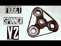 DIY FIDGET SPINER V2 | Gophy