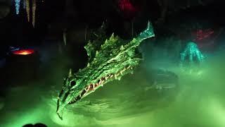 La Tanière du Dragon (Dragon's Lair) Disneyland Paris