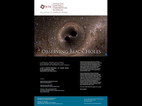 Black Hole Astrophysics by Ramesh Narayan