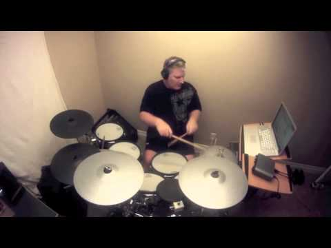 INXS - Don't Change - Drum Cover by Chris Kahle