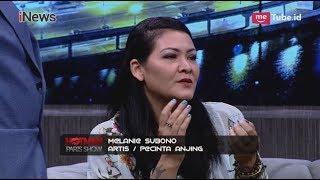 MANUSIA!! Inilah Jawaban Melanie Subono saat Ditanya Siapa Makhluk Paling Kejam Part 4A - HPS 18/07