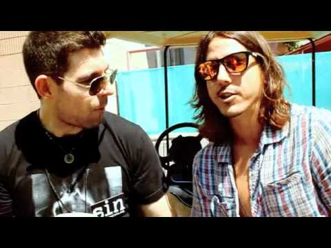 Cisco Adler Interview at The Sunset Strip Music Festival 2010
