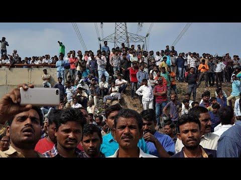 الشرطة الهندية تقتل 4 متهمين باغتصاب وقتل طبيبة في جريمة وحشية هزت البلاد…  - 11:59-2019 / 12 / 6