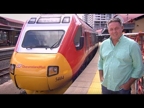 Discover Queensland by Rail