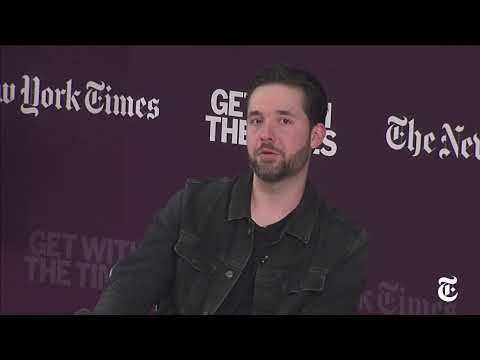 Get With The Times: Alexis Ohanian