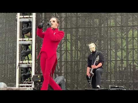 Ghost - Square Hammer [Live] - 6.8.2019 - Slane Castle - Slane, Ireland