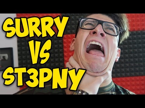 ST3PNY VS SURRY