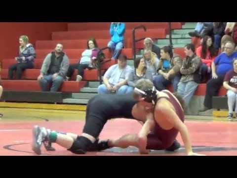 Dexter Bearcat Wrestling (7/8) vs Poplar Bluff