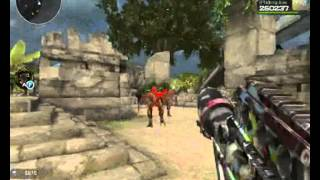Assault Fire Supervivencia Experto solo con dos jugadores