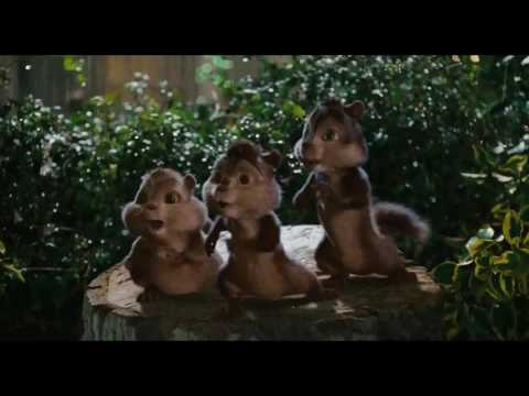 Alvin & The Chipmunks (ORIGINAL VOICES) - Only You, Funky Town SCENE