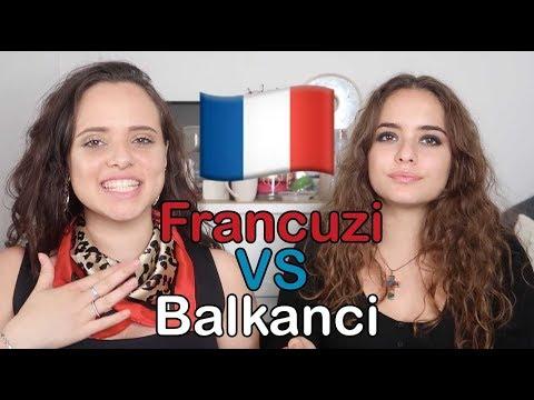 FRANCUZI VS BALKANCI